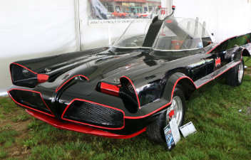 Join Us in 2021 for the Carlisle Comic Car Con